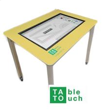 TATO didaskalos tavolo interattivo