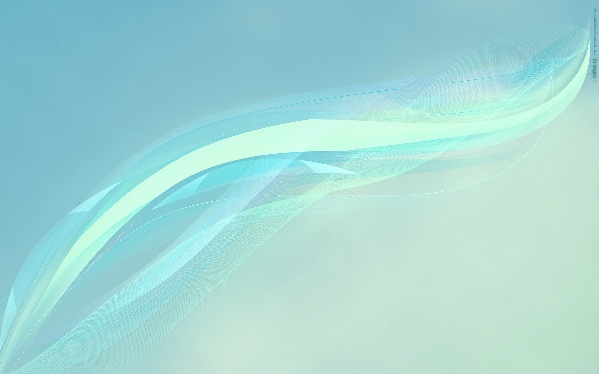 background_lines_wavy_white_light_46911