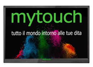 monitor touch interattivo didaskalos